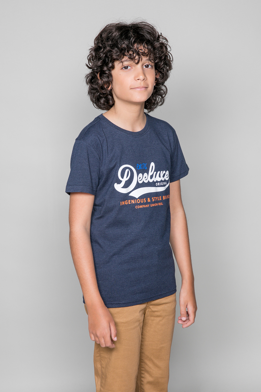 T-shirt BACK Boy W191109B (46256) - DEELUXE-SHOP