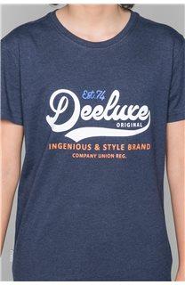 T-shirt BACK Boy W191109B (46260) - DEELUXE-SHOP
