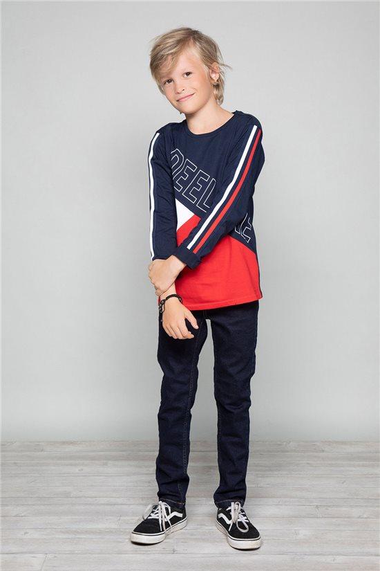 T-shirt BROS Boy W19186B (46296) - DEELUXE-SHOP