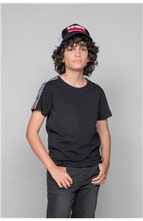 T-shirt COLBERT Boy W19187B (46301) - DEELUXE-SHOP