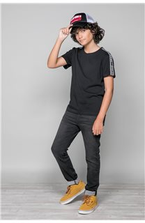 T-shirt COLBERT Boy W19187B (46302) - DEELUXE-SHOP