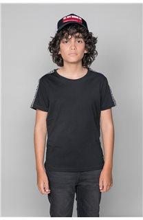 T-shirt COLBERT Boy W19187B (46303) - DEELUXE-SHOP