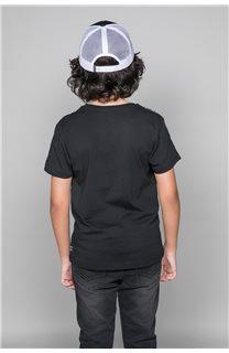 T-shirt COLBERT Boy W19187B (46304) - DEELUXE-SHOP