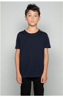 T-shirt COLBERT Boy W19187B (46308) - DEELUXE-SHOP