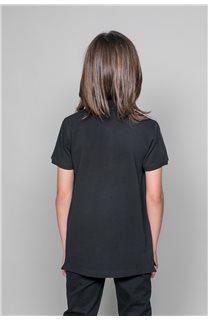 Polo shirt UMBERTO Boy W19207B (46314) - DEELUXE-SHOP