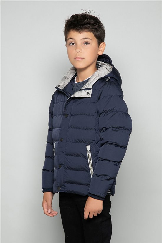 Puffy Jacket Puffy Jacket ACTING Boy W19670B (46316) - DEELUXE-SHOP