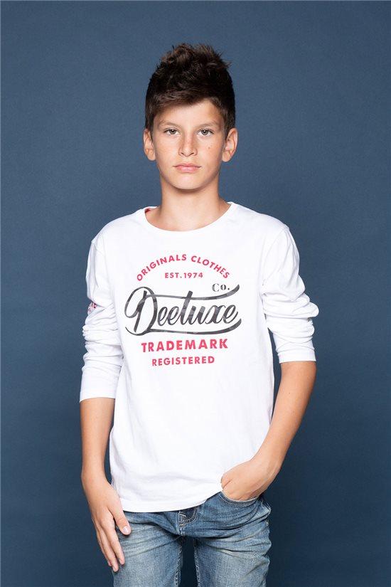 T-shirt FUJI Boy W191105B (46366) - DEELUXE-SHOP