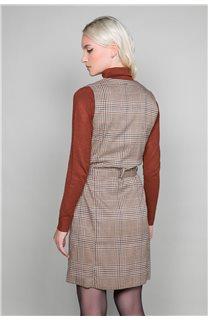 Dress PAULA Woman W19203W (46374) - DEELUXE-SHOP