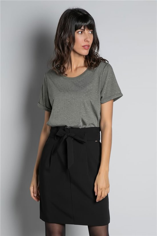 Skirt BELINA Woman W19763W (46401) - DEELUXE-SHOP