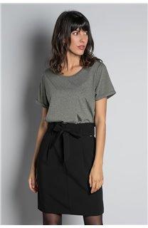 Skirt BELINA Woman W19763W (46401) - DEELUXE-SHOP