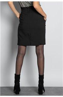Skirt BELINA Woman W19763W (46404) - DEELUXE-SHOP