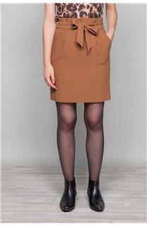 Skirt BELINA Woman W19763W (46408) - DEELUXE-SHOP