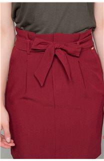 Skirt BELINA Woman W19763W (46415) - DEELUXE-SHOP