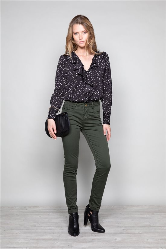 Blouse Blouse ZIGGY Woman W19422W (46426) - DEELUXE-SHOP