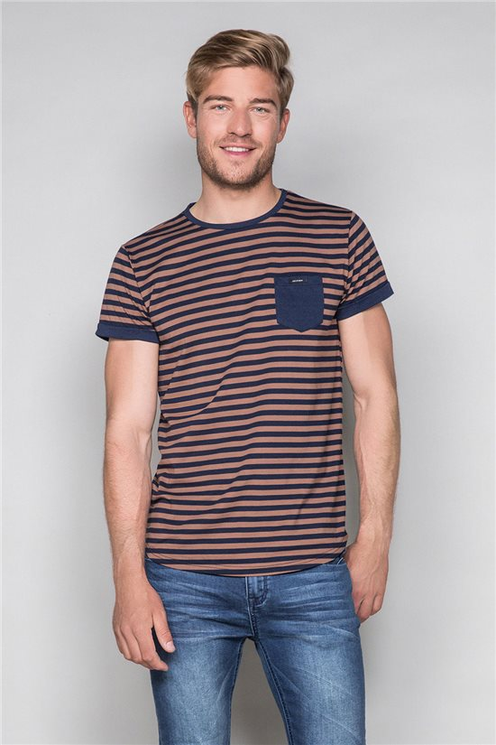 T-shirt T-shirt RANDSTAK Man W19102 (46446) - DEELUXE-SHOP