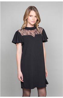 Dress DALIA Woman W19231W (46476) - DEELUXE-SHOP