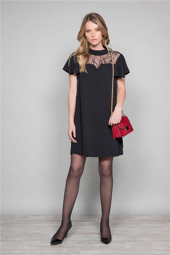Dress Dress DALIA Woman W19231W (46476) - DEELUXE-SHOP