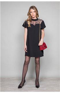 Dress DALIA Woman W19231W (46477) - DEELUXE-SHOP