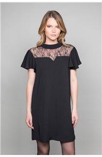 Dress DALIA Woman W19231W (46478) - DEELUXE-SHOP