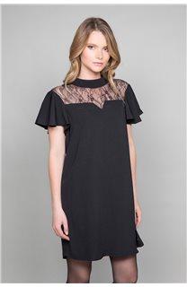 Dress DALIA Woman W19231W (46480) - DEELUXE-SHOP