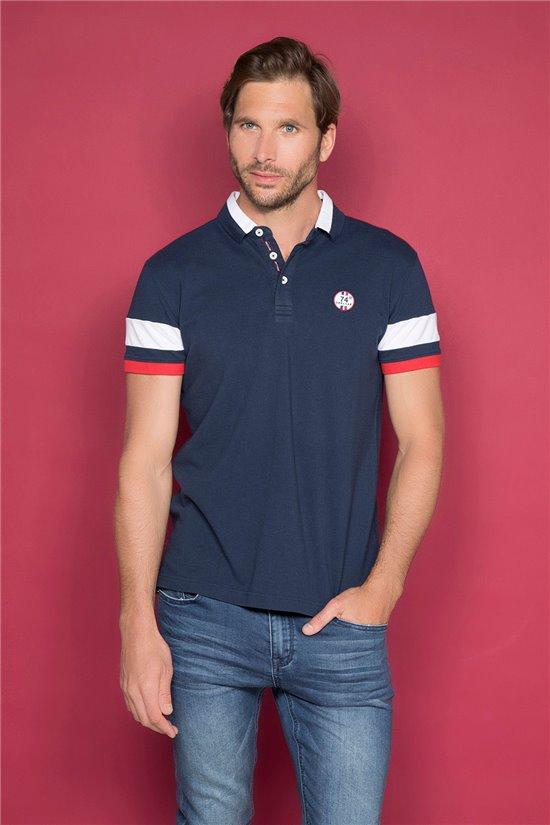 Polo shirt PATHWAY Man W19203 (46516) - DEELUXE-SHOP