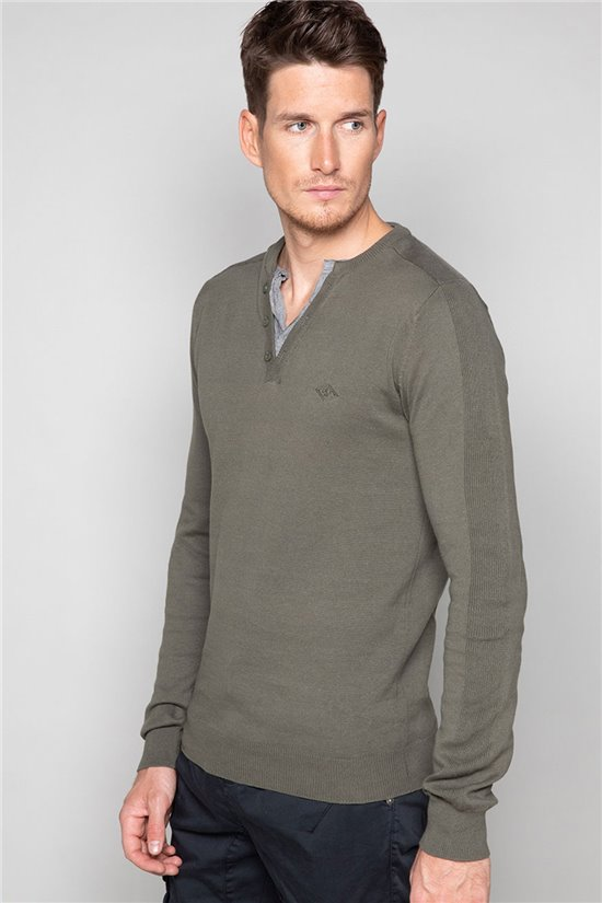 Sweater Sweater JOYA Man W19352 (46526) - DEELUXE-SHOP