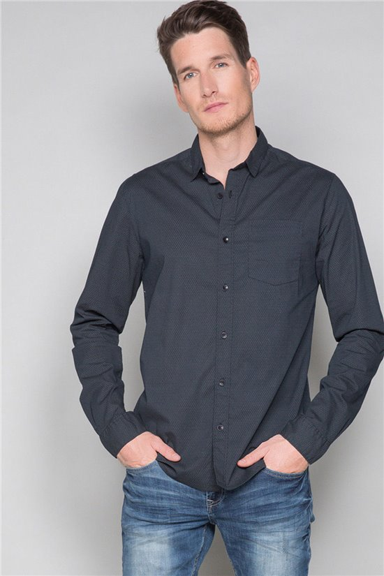 Shirt Shirt CALCUTA Man W19414 (46601) - DEELUXE-SHOP