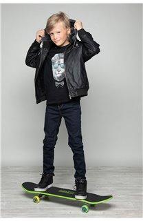 Jacket DONN Boy W19647B (46647) - DEELUXE-SHOP