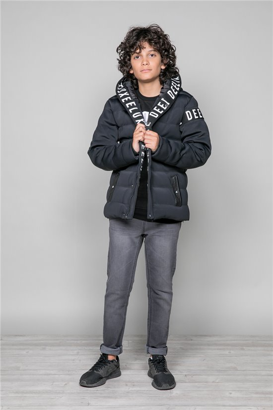 Puffy Jacket JACKET GANG Boy W19672B (46666) - DEELUXE-SHOP