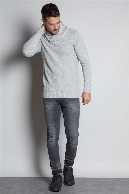 Sweater ANDREW Man W19329 (46676) - DEELUXE-SHOP
