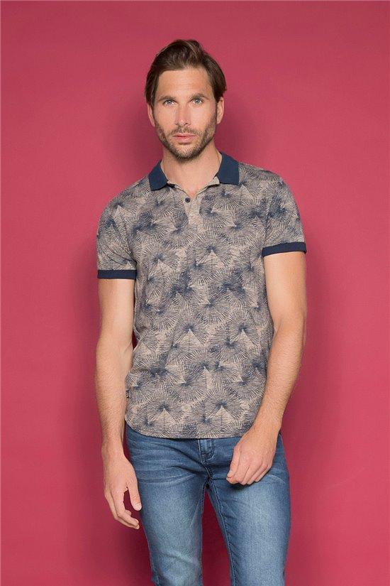 Polo shirt DAWNSON Man W19213 (46706) - DEELUXE-SHOP