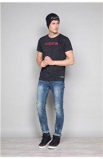 T-shirt GALAXIE Man W19143 (46732) - DEELUXE-SHOP