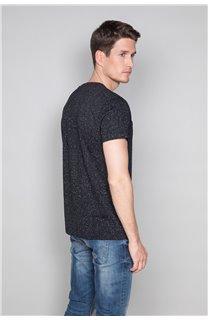 T-shirt GALAXIE Man W19143 (46734) - DEELUXE-SHOP