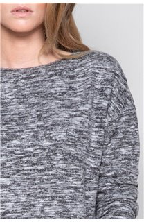 Sweater CHARLY Woman W19334W (46800) - DEELUXE-SHOP
