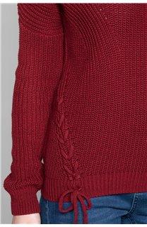 Sweater TRENDY Woman W19332W (46865) - DEELUXE-SHOP