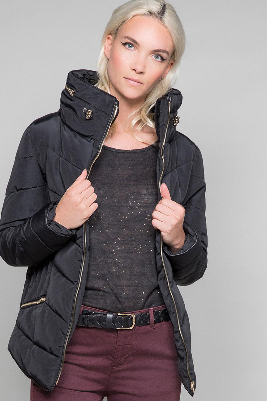 Puffy Jacket ALYA Woman W19639W (46871) - DEELUXE-SHOP