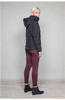 Puffy Jacket ALYA Woman W19639W (46872) - DEELUXE-SHOP