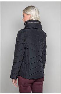 Puffy Jacket ALYA Woman W19639W (46874) - DEELUXE-SHOP