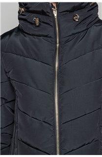 Puffy Jacket ALYA Woman W19639W (46875) - DEELUXE-SHOP