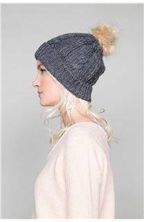 Bonnet PRALOUP Femme W18932W (46911) - DEELUXE