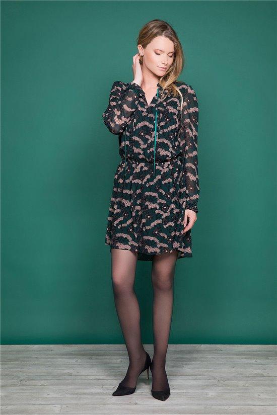 Dress Dress ONDINE Woman W19206W (46927) - DEELUXE-SHOP