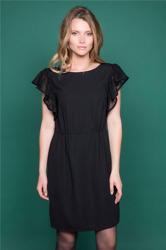 Dress Dress DONA Woman W19224W (46932) - DEELUXE-SHOP