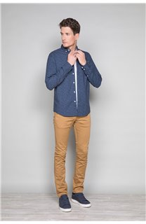 Shirt POLOM Man W19428 (46973) - DEELUXE-SHOP