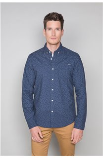 Shirt POLOM Man W19428 (46974) - DEELUXE-SHOP
