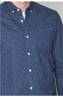 Shirt POLOM Man W19428 (46976) - DEELUXE-SHOP