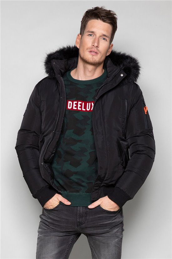 Puffy Jacket SHARK Man W19650 (47032) - DEELUXE-SHOP
