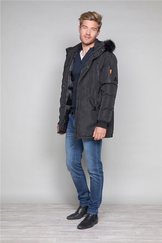 Puffy Jacket SHARKSON Man W19667 (47047) - DEELUXE-SHOP