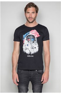 T-shirt ASTOMONK Man W19179 (47114) - DEELUXE-SHOP