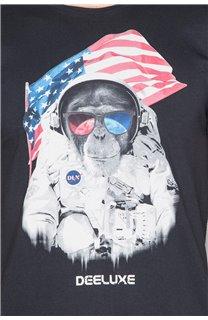 T-shirt ASTOMONK Man W19179 (47116) - DEELUXE-SHOP
