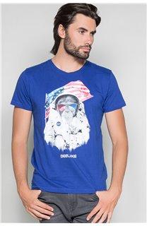 T-shirt ASTOMONK Man W19179 (47117) - DEELUXE-SHOP